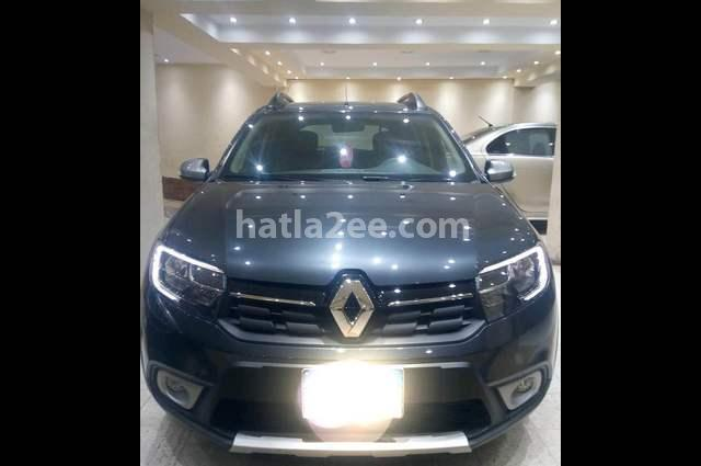 Sandero Step Way Renault رمادي
