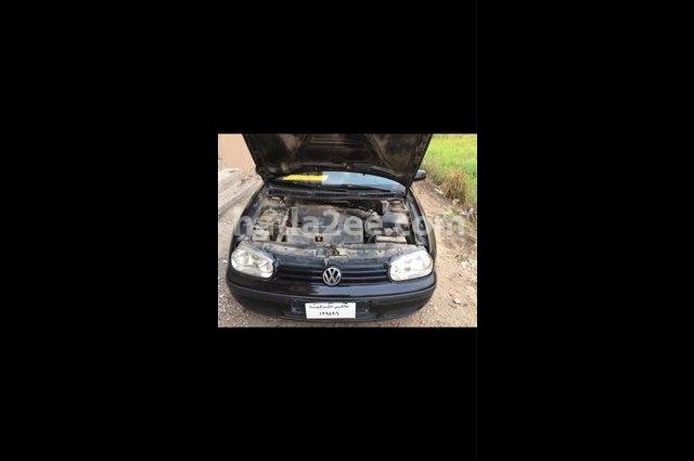 E Golf Volkswagen Black