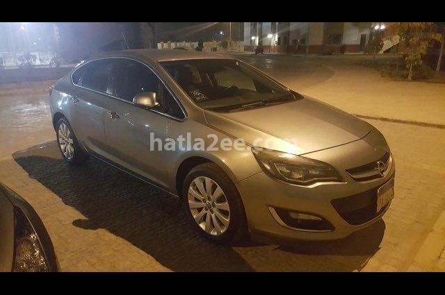 Astra Opel Gray
