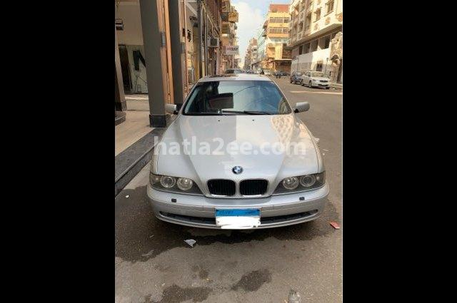 530 BMW فضي