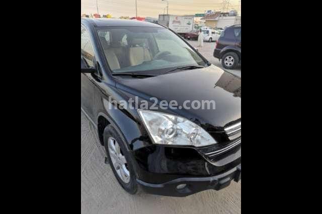 CRV Honda Black