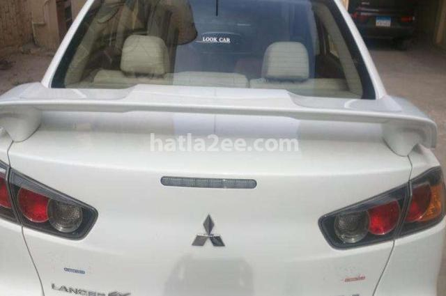 Lancer Mitsubishi White