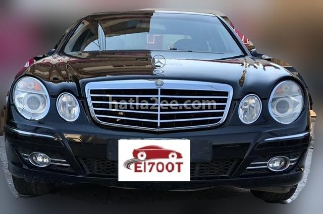 E 200 Mercedes Black