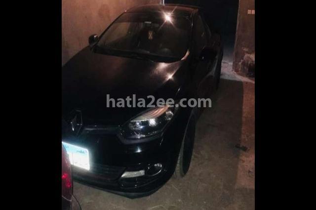 Megane Renault Black
