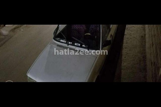 Shahin Fiat أبيض