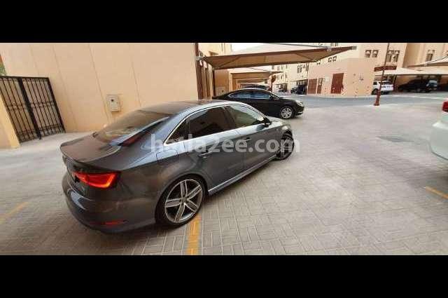 A3 Audi الأزرق الداكن