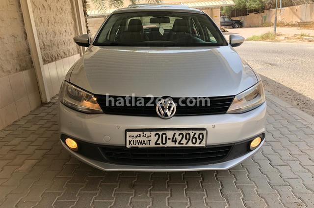 Jetta Volkswagen Silver