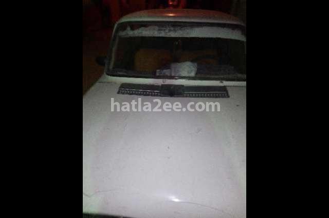 125 Fiat أبيض