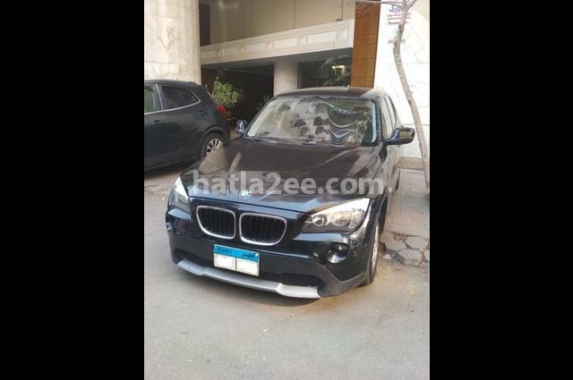 X1 BMW Black