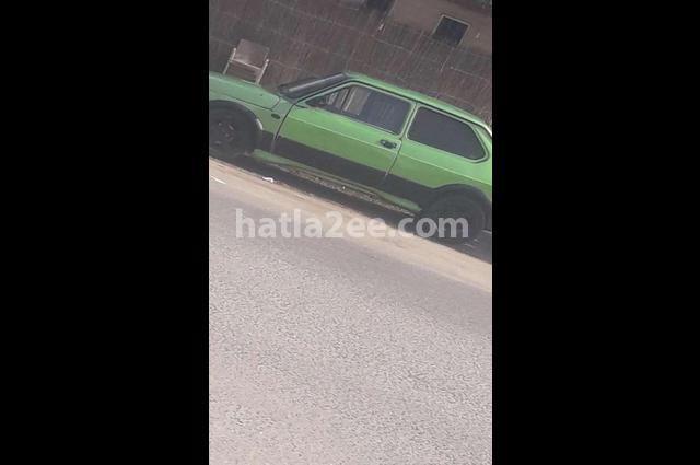 127 Fiat Green