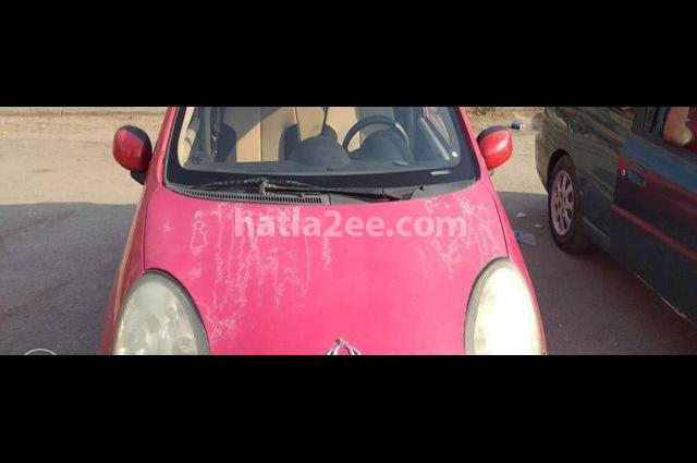 Pandino Geely Red