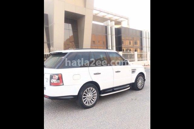 Sport Land Rover White