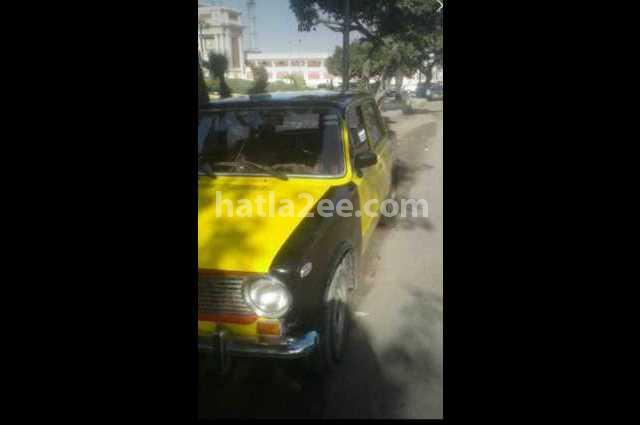 1200 Lada Yellow