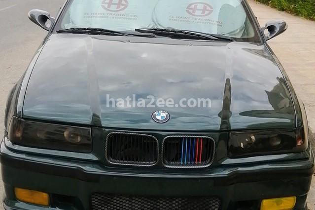 3 Series BMW أخضر
