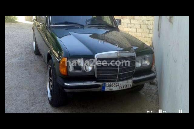 E 230 Mercedes Green