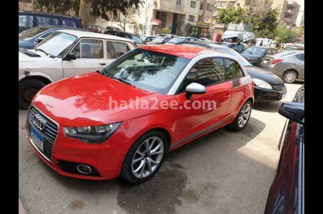 A1 Audi احمر