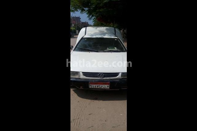 Caddy Volkswagen أبيض