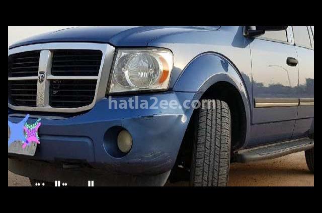 Durango Dodge أزرق