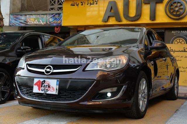 Astra Opel برونزي