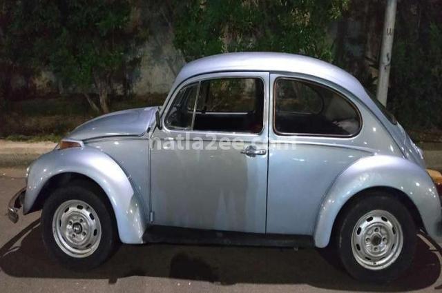Beetle Volkswagen فضي