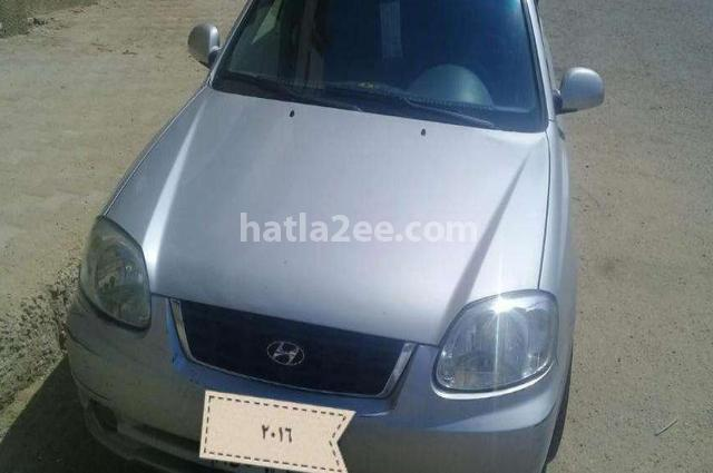 Verna Hyundai Gray