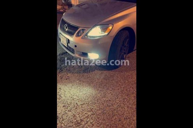Gs Lexus رمادي