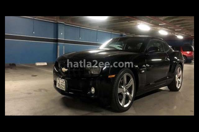 Camaro Chevrolet Black