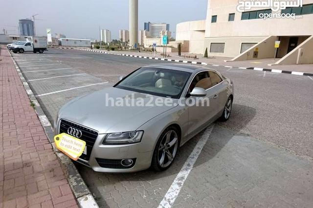 A5 Audi فضي