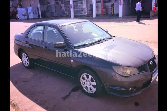 Impreza Subaru Black
