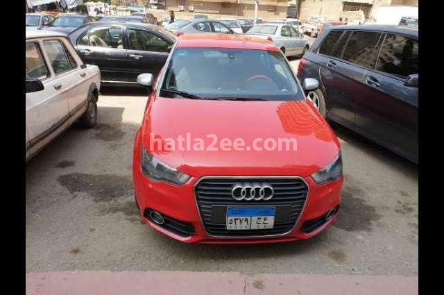 A1 Audi 2012 Nasr City Red 2639874 Car For Sale Hatla2ee