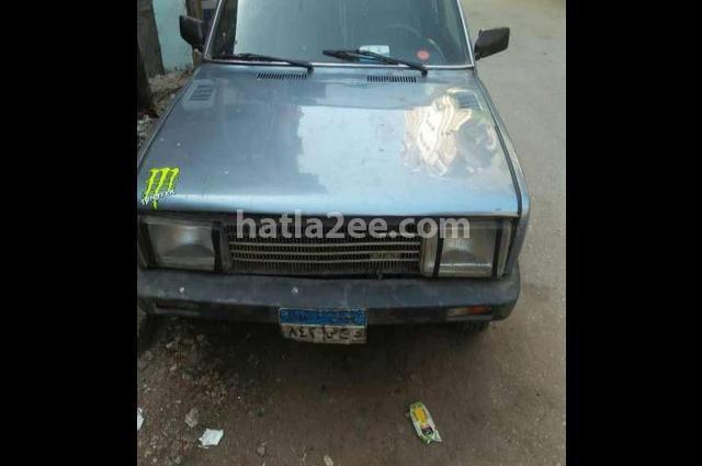 131 Fiat رمادي