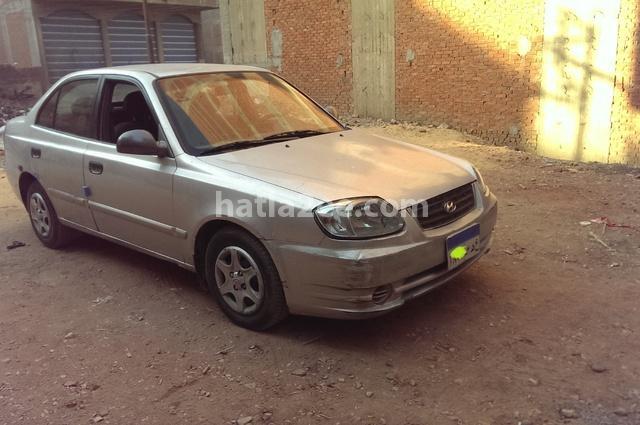 Verna Hyundai Silver