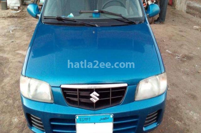 Alto Suzuki أزرق