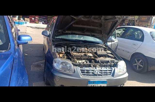 Verna Hyundai Bronze