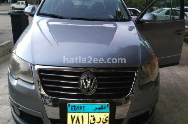 Passat Volkswagen Cyan