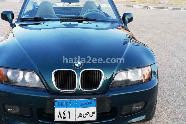 Z3 BMW اخضر غامق