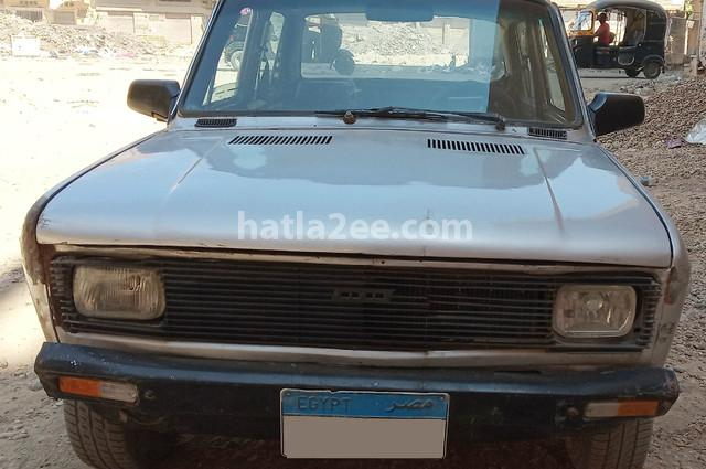128 Fiat رمادي