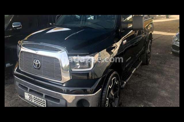 Tundra Toyota Black