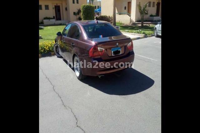 316 BMW Dark red