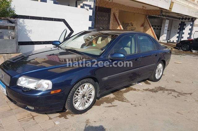 S80 Volvo 2003 10th Of Ramadan Blue 2652838 Car For Sale Hatla2ee