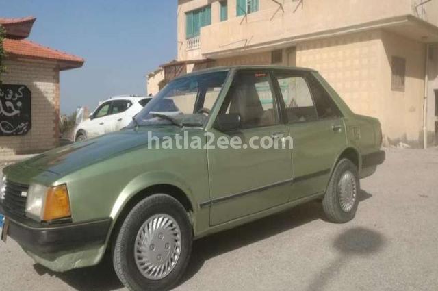 323 Mazda Green
