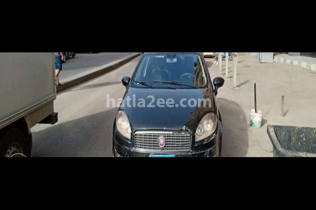 Linea Fiat أسود
