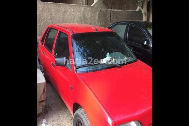 Ax Citroën Red