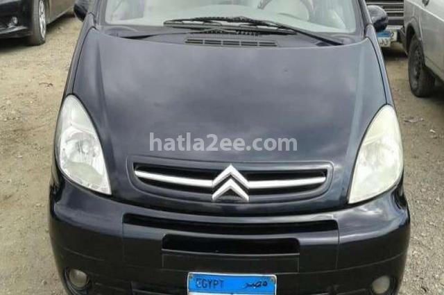C4 Picasso Citroën Black