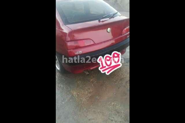 146 Alfa Romeo Red