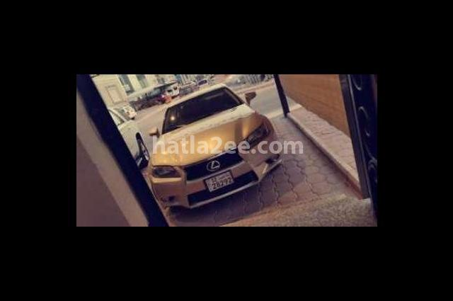 Gs Lexus Beige