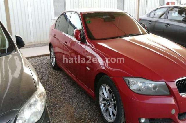 316 BMW احمر