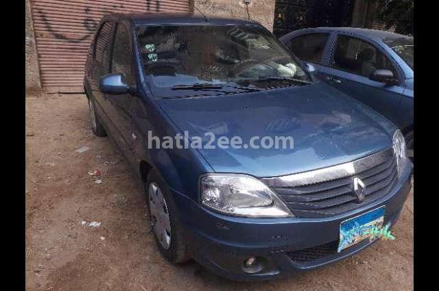 Logan Renault Dark blue