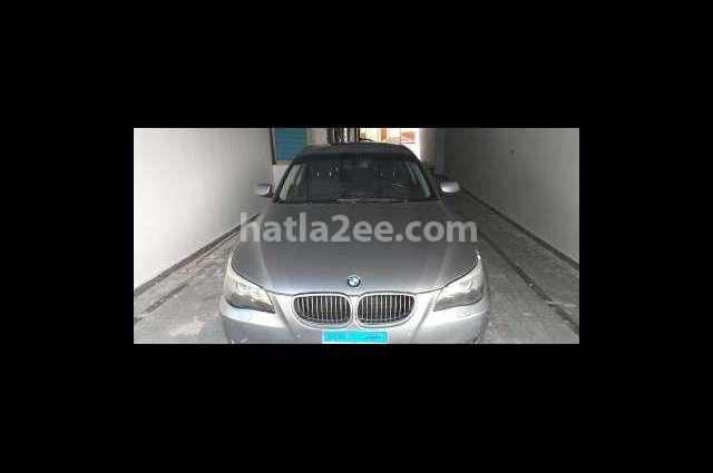 523 BMW Silver