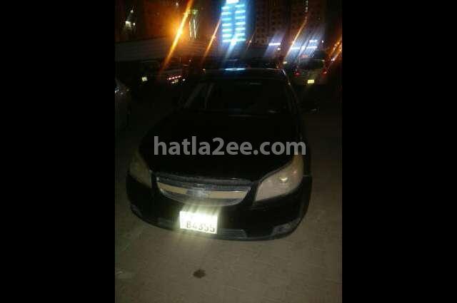 Epica Chevrolet Black